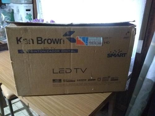 Televisor Ken Brown Led Tv  Smart De 24