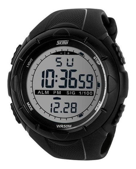 Relógio Skmei Digital 1025 Preto