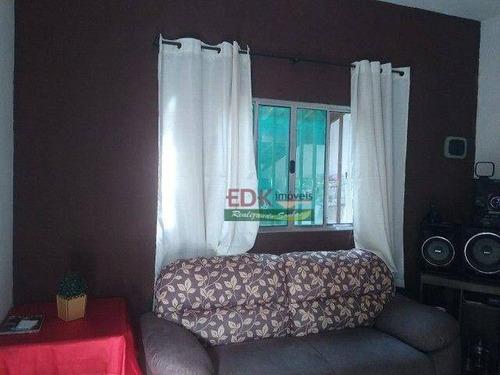 Imagem 1 de 6 de Casa Com 2 Dormitórios À Venda Por R$ 265.000 - Jardim Do Vale Ii - Guaratinguetá/sp - Ca6394