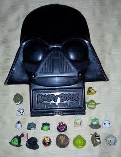 Coleccionador Y Figuras Angry Birds Star Wars