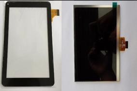 Tela Touch + Lcd Multilaser M7-i M7i 7 Polegadas Preto