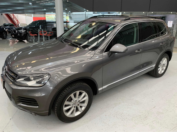 Volkswagen Touareg 3.6 At 2011
