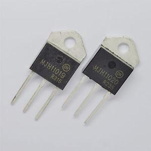 Mjh11019 + Mjh11020 Transistor De Potencia /2 Pçs
