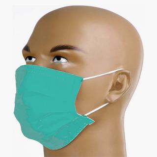 Máscara Tripla Proteção Descartável Caixa 50 Unidades Anvisa