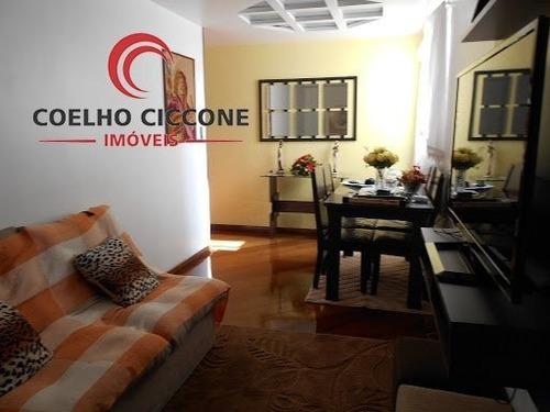 Imagem 1 de 11 de Compre Apartamento Em Osvaldo Cruz - V-1277
