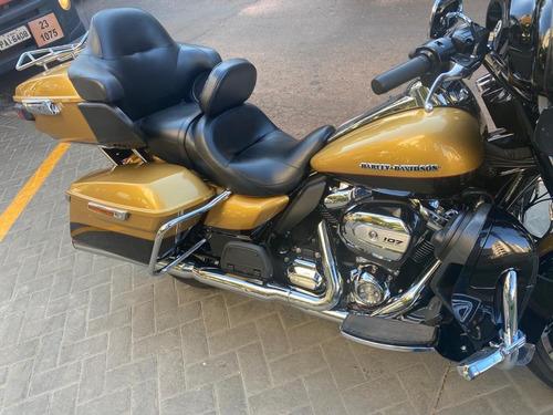Imagem 1 de 10 de Harley Electra Glide Ultra