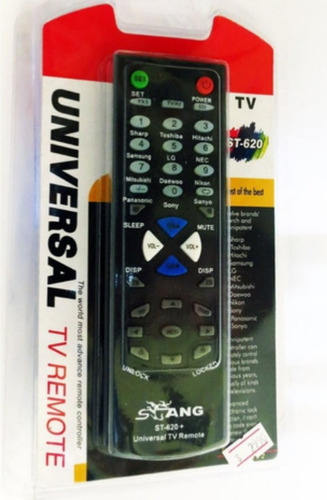 Control Remoto Tv Cyberlux Cxled-32gp Universal