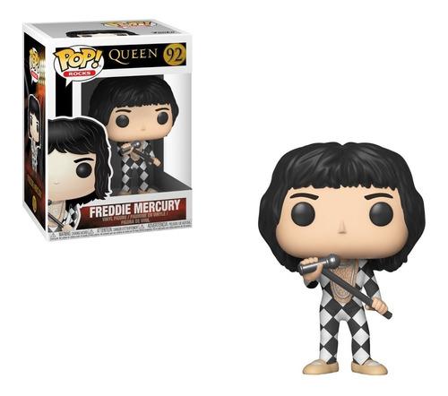 Funko Pop Queen Freddie Mercury 92 Nuevo Original En Stock