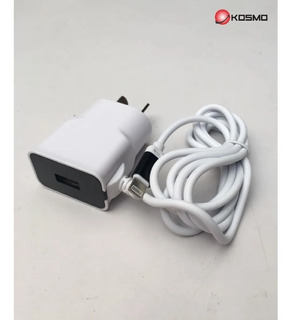 Cargador Potenciado 2a iPhone 5, 6, 7, 8, Plus, X, 11, Pro