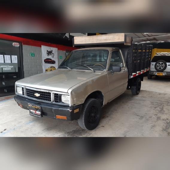 Chevrolet Luv Montada En Hilux