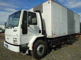 Ford Cargo 1617 Bau Aceito Troca Reduzido