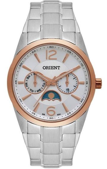 Relógio Orient Feminino Ftssm037 S2sx