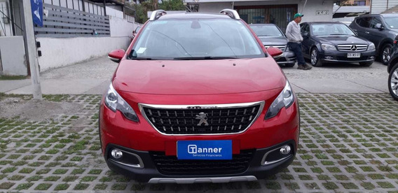Peugeot 2008 Año 2018 1.6 Bluehdi 100 Hp Impecable