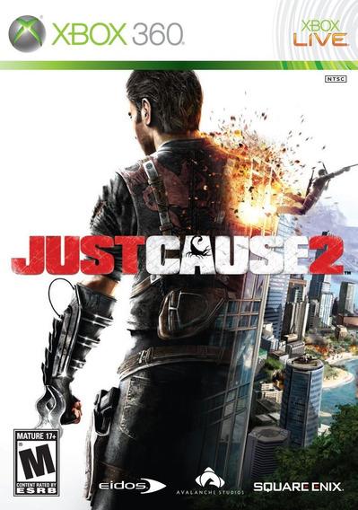 Just Cause 2 Xbox 360 Midia Digital