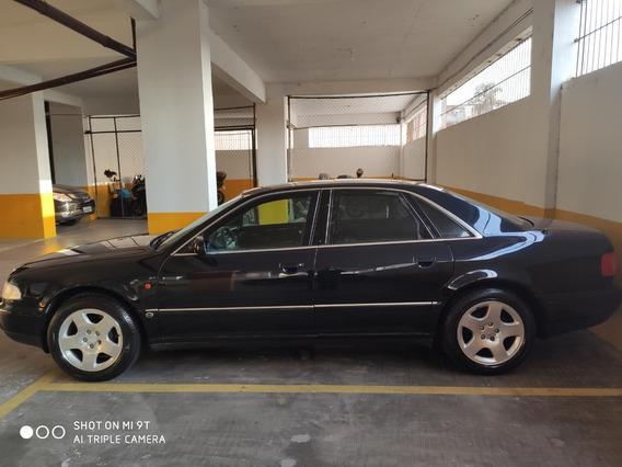 Audi A8 - Quattro - V8 - Tiptronic - Estudo Troca