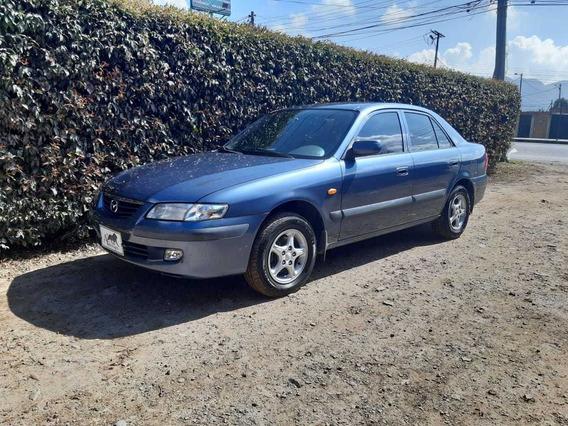 Mazda 626 Nuevo Milenio Mt Aa 2.0 Cc 2001