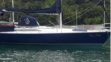 Aluguel Barco 38 Pés Ubatuba Com Segurança E Cordialidade