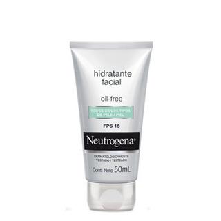 Hidratante Facia Neutrogena Oil Free Fps15 Fluido X 50 Ml