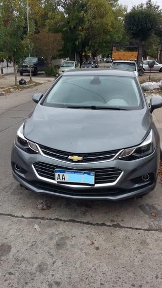 Chevrolet Cruze Ii At Ltz 1.4 T