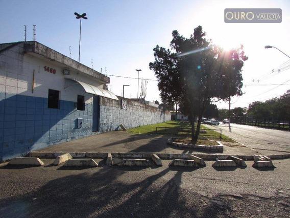Galpão Comercial Para Locação, Jardim América, São Paulo. - Ga0005