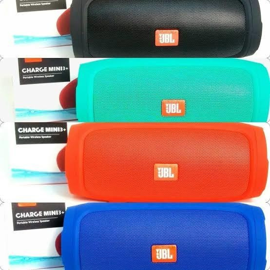 Jbl Caixa De Som Bluetooth Mini Charge 3