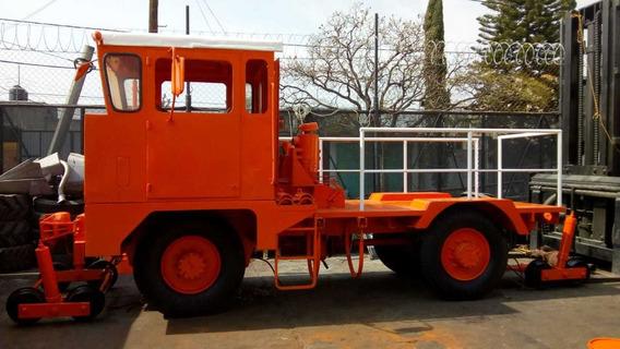 Camion Ferroviario Marca Cline Trackmobile