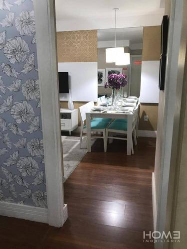 Imagem 1 de 14 de Apartamento Com 2 Dormitórios À Venda, 43 M² Por R$ 210.000,00 - Recreio Dos Bandeirantes - Rio De Janeiro/rj - Ap1245