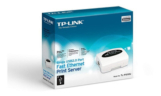 Print Server Tp-link Tl-ps110u Ethernet A Usb 2.0