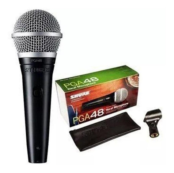 Microfone Shure Cardioide Pga58- Lc