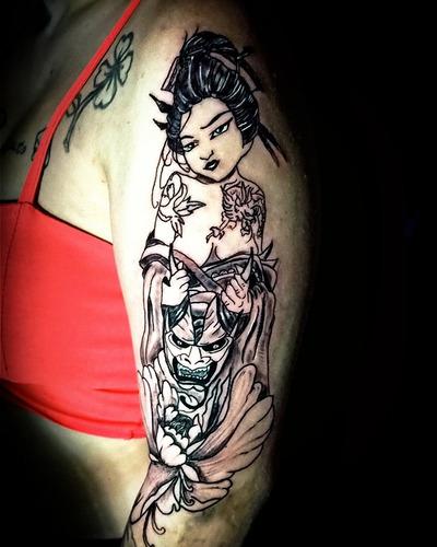 Imagem 1 de 5 de Promoções De Tatuagens