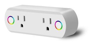 Toma Corriente Wifi Inteligente Echo Alexa, Google Home Mini