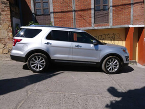Ford Explorer 3.5 Limited At 2016