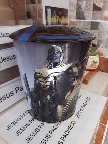 Cinepolis. Palomera Thanos. Avengers Endgame
