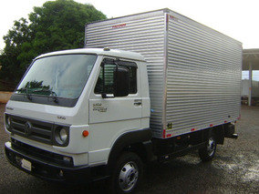 Vw 5150 Delivery 4x2 Ano 2015 Baú 4,20