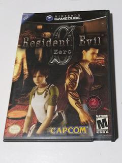Resident Evil Zero Nintendo Gamecube