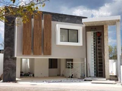 Estrena Residencia Premium En Privada Temozón Norte, Mérida
