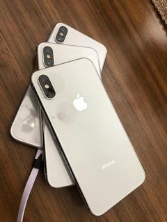 iPhone X Para Retirada De Peças Só Vendo Os 3 Juntos!!
