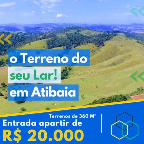A16- Atibaia Terrenos A Venda