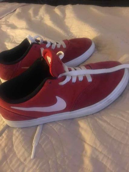 Zapatillas Nike Infantil Rojas