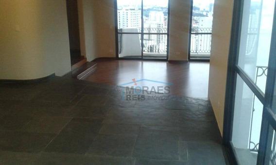 Apartamento Residencial Para Locação, Morumbi, São Paulo. - Ap8254