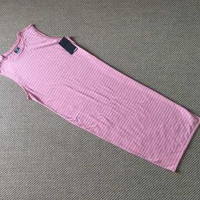 Vestido Hurley Nike Feminino Tamanho S / P Brasil, Longo