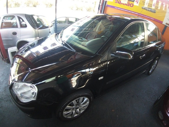 Volkswagen Polo Sedan 1.6 Vht Comfortline Total Flex 4p 2009