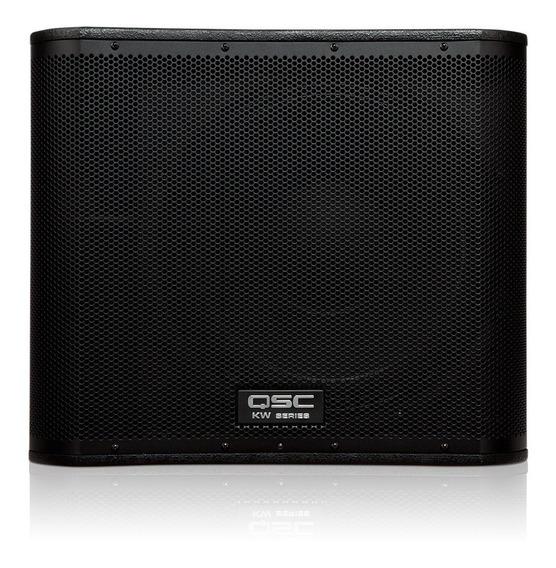 Qsc Subwoofer Amplificado De 18-inch Kw181