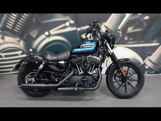 Harley-davidson Xl 1200ns Sportster Iron