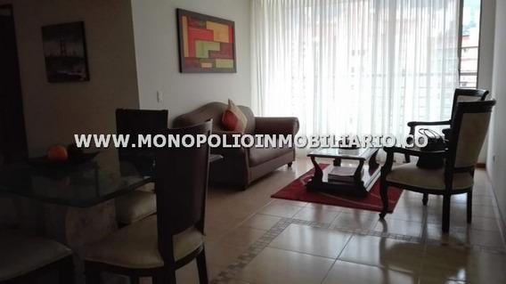 Apartamento Amoblado Renta - El Poblado Medellin Cod: 12572