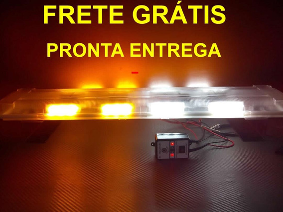 Giroflex Led 63 Cm,power Leds 1w Cores, Video Guincho