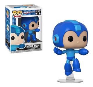 Funko Pop Megaman Jumping
