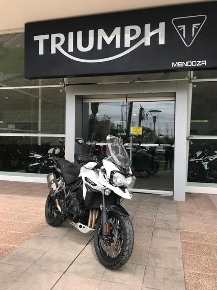 Triumph Explorer 1200 Xcx