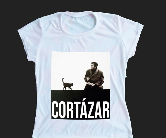 Remera Julio Cortazar