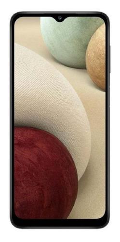 Celular Smartphone Samsung Galaxy A12 128gb Preto - Dual Chip